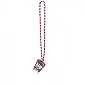 Birthday Girl Shot Glass Necklace