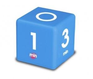 Blue Datexx Cube