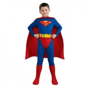 Childrens Superman Costume