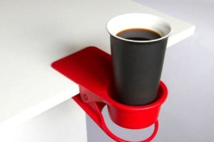Clip on Cup Holder