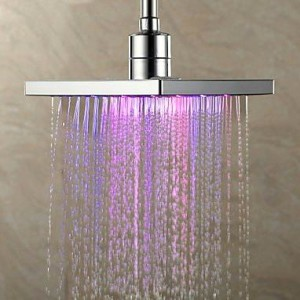 Color Changing LED Shower Faucet