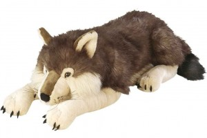 Cuddle Wolf Toy