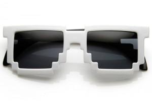 Designer Pixel Sunglasses
