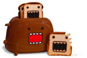 Domo-Kun Toaster