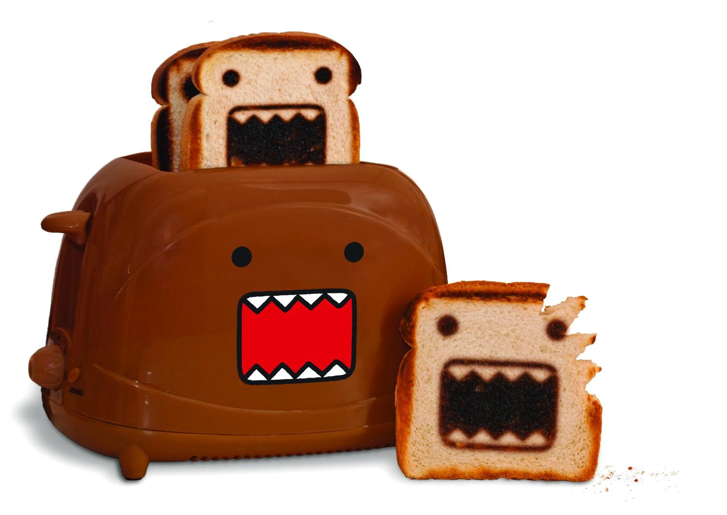 domo kun toaster great things to buy