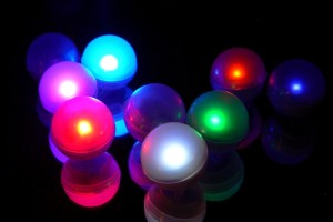 Faerie Berry Lights Multi-Colored