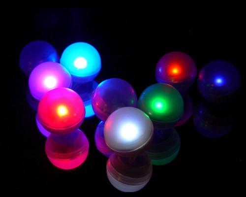Faerie Berry Lights Multi-Colored