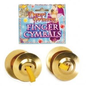 Finger Cymblas