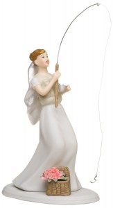 Fishing Bride