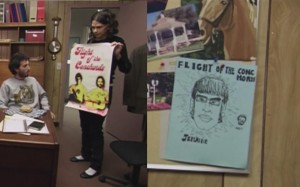 Flight of the Conchords Coco's vs Jemaine's Poster
