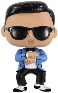 Gangnam Style Figure