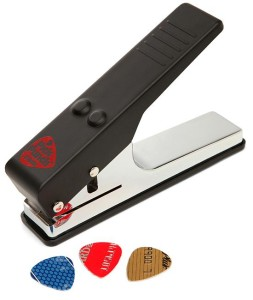 Guitar Pick Puncher
