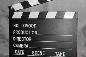 Hollywood Slateboard Clapper