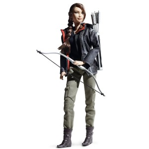 Hunger Games Barbie Doll