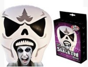 Inflatable Skeleton Head
