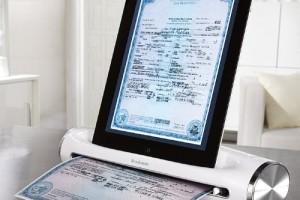 iPad Scanner