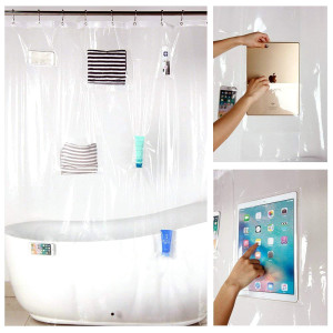 Ipad Shower Curtain