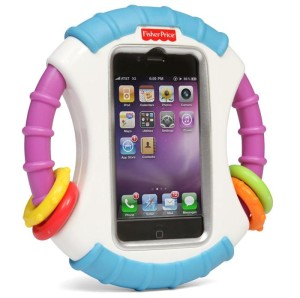 iPhone 4 Case for Babies