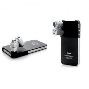iPhone 4 Digital Microscope