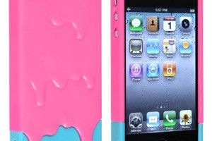 iPhone 4 Melted Ice Cream Case