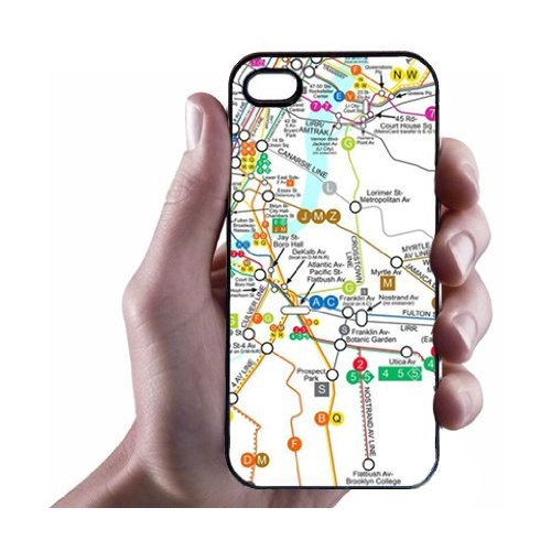 Iphone Nyc Subway Map.Iphone New York Subway Map Case Great Things To Buy