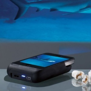 iPhone Projection Device