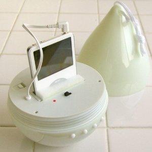 iPod Shower Speaker