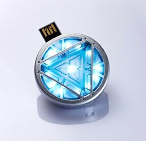 Iron Man 3 Arc Reactor USB