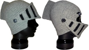 Knight Helmet Beanie
