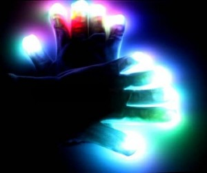 LED Gloves