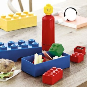 LEGO Block Lunch Box
