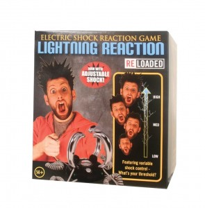 Lightning Reaction Reloaded Box