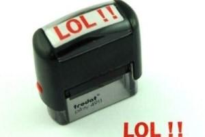 LOL Stamper