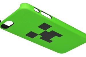 Minecraft Creeper iPhone 5 Case