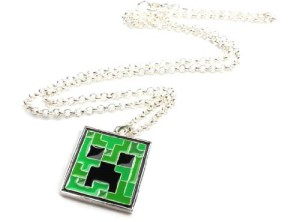 Minecraft Creeper Necklace 2