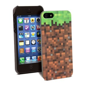 Minecraft Grass iPhone Case