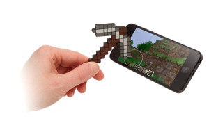 Minecraft Pickaxe Stylus
