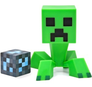 Minecraft Vinyl Creeper Figure