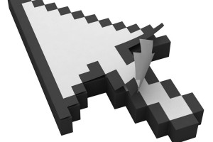 Mouse Pointer Note Pad