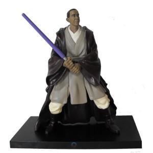 Obama Jedi Action Figure