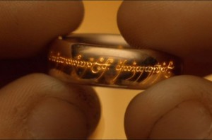 The One Ring Writing