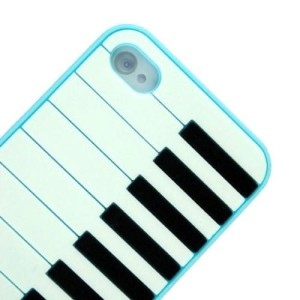 iPhone 4 Piano Keys Case