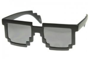 Pixel Sun Glasses