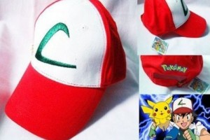 Pokemon Ash Hat