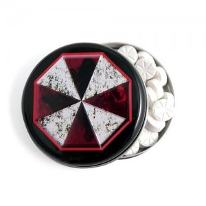 Resident Evil Umbrella Corporation Logo