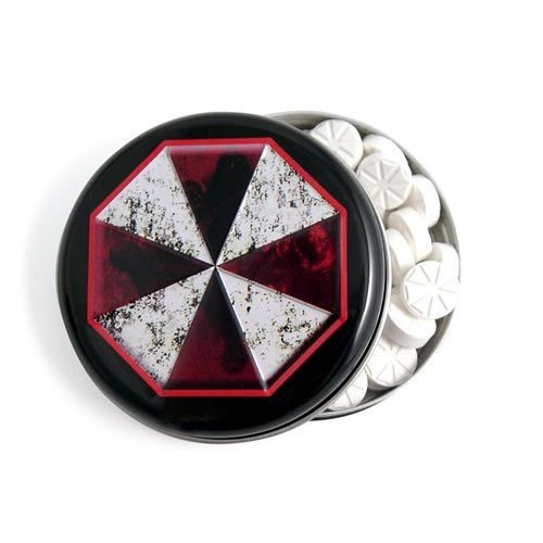 Resident Evil Candy Tin Great Things To Buy