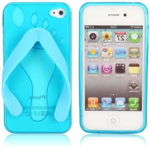 Sandal iPhone 4 Case