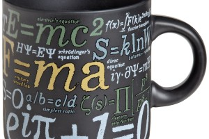 Scientific Formulas Mug