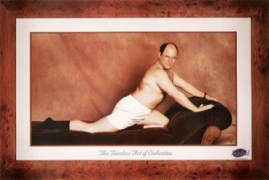 Seinfeld George Photo Shoot Poster