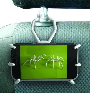 Spider iPhone holder